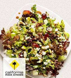 Serve up one of California Pizza Kitchen's restaurant inspired Waldorf Salad to pair perfectly with your pizza at home.
