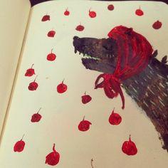小红帽。Oamul