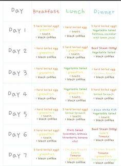 Korean Diet Plan Dieting doesn't always work. will show you , Korean Diet Plan Dieting doesn't always work. will show you Korean Diet Plan Dieting doesnt always work. The Plan, How To Plan, Diet Plans To Lose Weight, How To Lose Weight Fast, Reduce Weight, Korean Diet Plan, Three Week Diet, Menu Dieta, Celebrity Diets