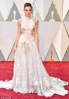 Former nominee: Having being nominated for her first Oscar for True Grit, which she filmed at just 13, Hailee narrowly missed on a nod this year for her coming of age movie The Edge of Seventeen