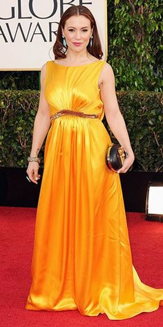 Our top 10 worst dressed at the Golden Globes 2013!