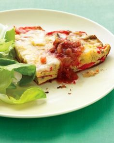 mexican frittata this colorful frittata is made with sauteed red bell ...