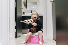Starting the New Year with Potty Training Resolutions