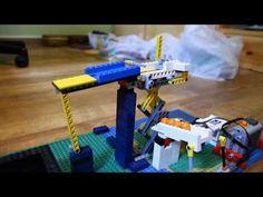 Lego GBC Module: Scissors Lift - YouTube