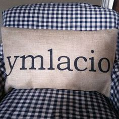 Ymlacio is the Welsh word for relax! welshgiftshop.com