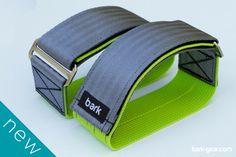 Pedal straps / UPGRADE COLOR - ACIDGREY