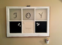Old Window decorating ideas