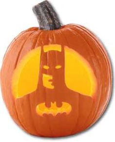 pumpkin design superhero - Bing images