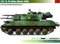 ZSU-23-4V (1968)