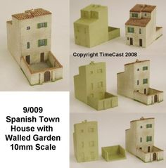 Spanish town house
