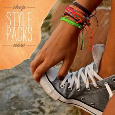 by @puravidabracelets   What's your favorite style pack? Shop over 20 new packs online www.puravidabracelets.com! #stylepacks #puravidabracelets