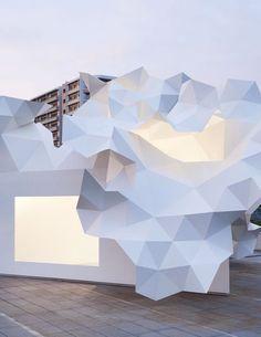 The Bloomberg Pavilion, Tokyo – Akihisa Hirata