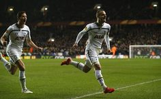 It's match day! Tottenham Hotspur visit Fiorentina in the Europa League. Kick off 18:00. BT Sport. #COYS