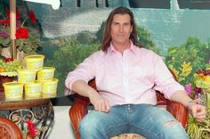Fabio is back in the spotlight with his return to 'I Can't Believe It's Not Butter' — watch Us Weekly's exclusive first look at the new commercial
