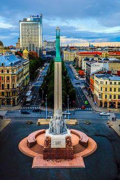 #Latvia #Riga