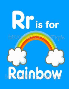 76 best r is for rainbow preschool theme images in 2018 day care