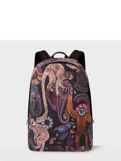 PAUL SMITH . #paulsmith #bags #canvas #backpacks #