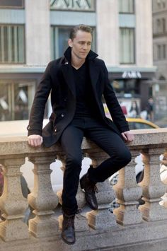Tom Hiddleston - he's perfect ❤️