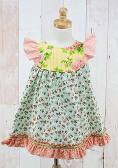 afc0a65ac2c Matilda Jane Platinum Bird s the Word Flutter dress  72 Little Dresses