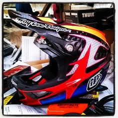 new 2014 troy lee d3