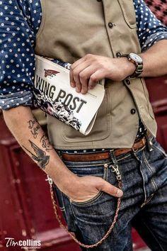 Tim Collins photography. ...repinned vom GentlemanClub viele tolle Pins rund um das Thema Menswear- schauen Sie auch mal im Blog vorbei www.thegentemanclub.de