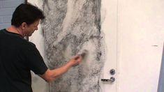 White marble imitation painting (part 1)