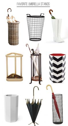 Umbrella Stand On Pinterest Umbrella Stands Umbrellas
