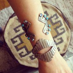 Sweet Native American Bracelets.