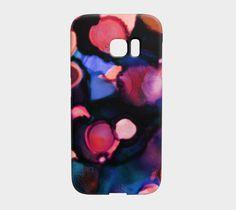 Contemplation, Hyacinth - Phone Case, Galaxy S7 Edge