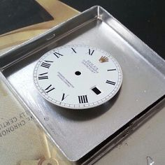rolex dials rare