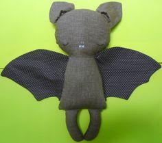 Morcego de pano
