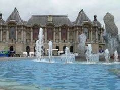 Lille, France Places To See, Louvre, France, Mansions, House Styles, Building, Travel, Viajes, Manor Houses