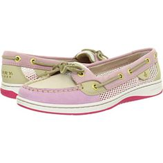 Sperry Top-Sider in Rose. On sale for 50 bucks at Zappos.