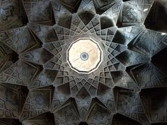 Roof Kerman bazar