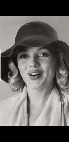 Marilyn Monroe sorprendida