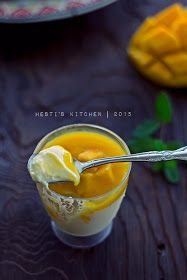 HESTI'S KITCHEN : yummy for your tummy: Mango Panna Cotta