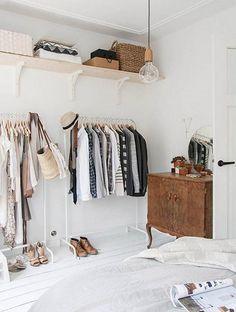 garde-robe organisée                                                       …