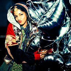 M.I.A. at the Opening Ceremony's 10th Anniversary