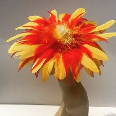 #video #flower #hat #ludwigfilter #millinery #NOfashiON  #madeinusa #madeinnewyork #womensfashion #womensstyle #womenswear #accessories  #supportlocal  #workhardstayhumble #Etsy #flower #fascinator #cocktailhat #workhardstayhumble #artisan #advancedstyle #oneofakind #millinerycouture #feathers
