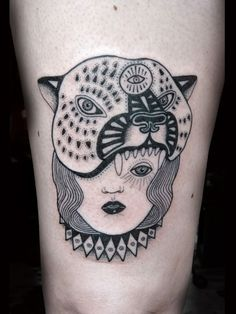 -----> Selected Tattoos - ---> MINKA SICKLINGER <---