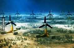 Tidal energy... why are we not funding this?