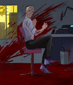 """solomon-volfovich: """" Cecil from Night Vale, episode 19B """""""