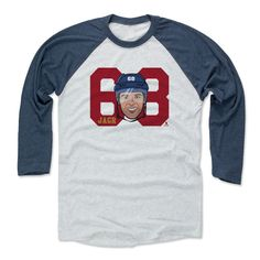 Jaromir Jagr Helmet R Florida Officially Licensed NHLPA Baseball T-Shirt Unisex S-3XL