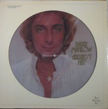 BARRY MANILOW - Greatest Hits PICTURE DISC 2 LPS - I REALLY want this picture disc LP set. I have the vinyl LP set, but it's the regular album, no picture. :(