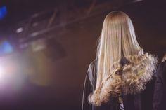 Hair by Angelo Seminara, for Davines.
