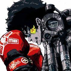 Junk Dog - Megalo Box #GG #anime
