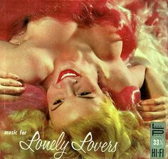 Mark Andrews and his Orchestra - Music For Lonely Lovers (1958)