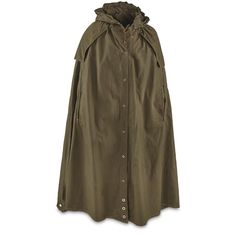 27709137ab50f4 Polish Military Surplus Poncho/Shelter Halves, 2 Pack, Used - 663118, Camo  Rain Gear & Ponchos at Sportsman's Guide