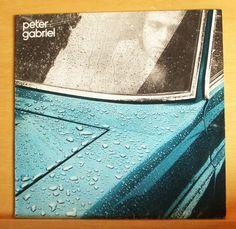 PETER GABRIEL Same (1st LP) Vinyl LP + Poster Solsbury Hill Modern Love Top RARE