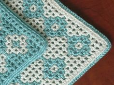 Barbaridade: Interlocking Crochet